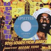 SALE ITEM - Originals - Got To Be Iry / Iry Iry (Upsetter / Reggae Fever) EU 7""
